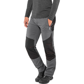 Regatta Sungari Pantalon Homme, seal grey/black